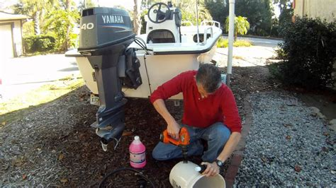 how to winterize a boat without starting it how to winterize your boat cheap and easy with bucket