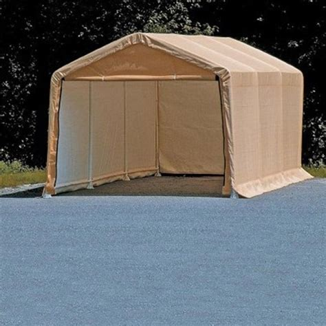 portable boat storage portable car shelter temporary vehicle storage or workshop