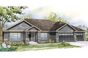 ranch house plans oak hill 30 810 associated designs