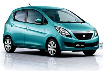 Maruti Suzuki New Arrivals New Car S Arrival Maruti Cervo New Small Car