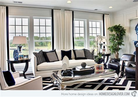 Luxurious Room Designs - 15 spectacular trendy living room designs house decorators collection