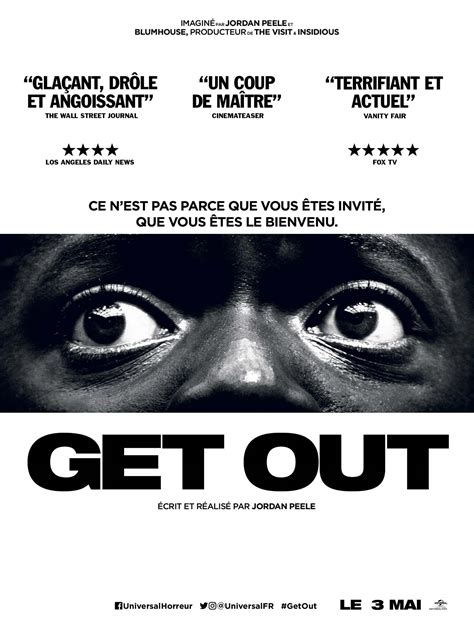 film 2017 get out get out film 2017 allocin 233