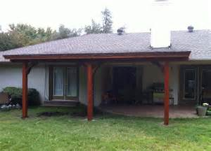 clean shingled patio cover extends patio and yard dallas hundt patio covers and decks