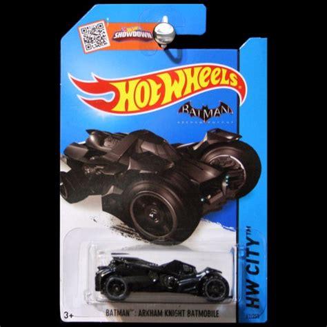 Batman Arkham Batmobile Hw City wheels 2015 hw city batman arkham batmobile in