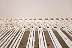 Macrame Valances Make Your Own Macrame Curtain A Beautiful Mess