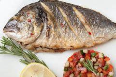 Fisch Bei Diät by Mittelmeerfische Und Essbare Meerestiere Stockfoto Bild