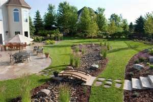 backyard solutions landscape drainage solutions for minneapolis st paul yards