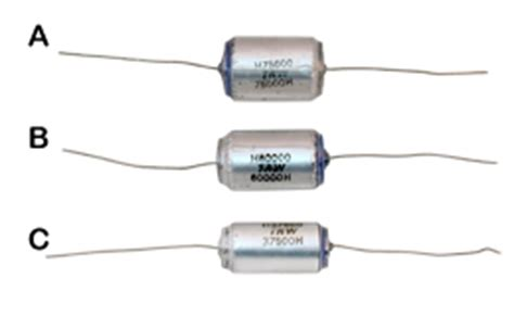 polystyrene capacitor construction polystyrene capacitors great selection and prices