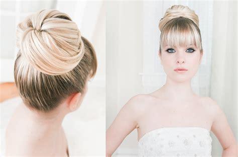 Wedding Hair Ballerina Bun by 503 Service Unavailable