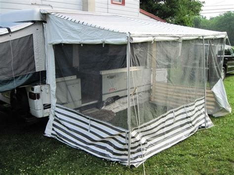rv awning add a room how to install a add a room on a pop up pop up cer