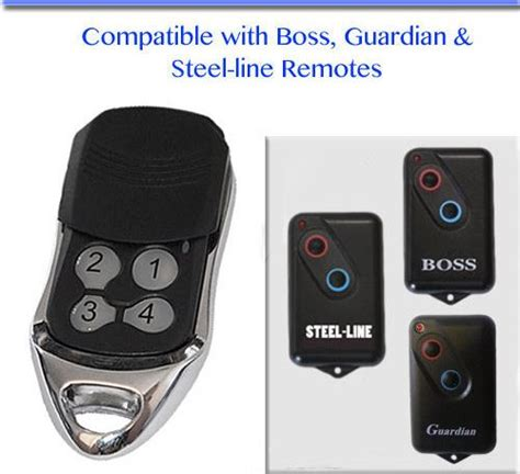Guardian Garage Door Opener Remote Guardian Garage Door Remote Controls On Sale Now