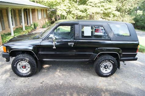 Toyota 1987 For Sale For Sale 1987 Toyota 4runner Find Ih8mud Forum