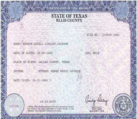 Ohio Birth Records Free Birth Certificate Baby Form Security Size Birth Certificates Health And Human