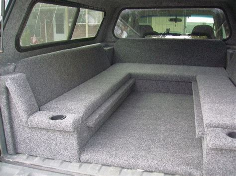 truck bed ideas truck bed sleeping platform might make something similar