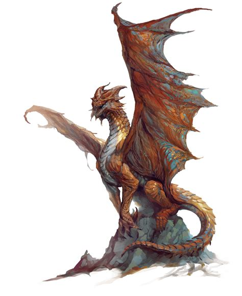 copper dragon forgotten realms wiki fandom powered by