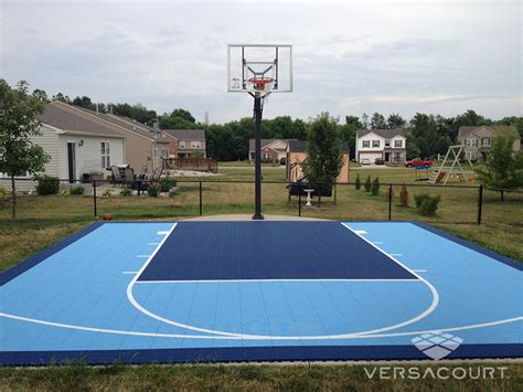 backyard basketball court dimensions versacourt indoor outdoor backyard basketball courts