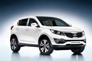new range topping kia sportage kx 4 with a more powerful