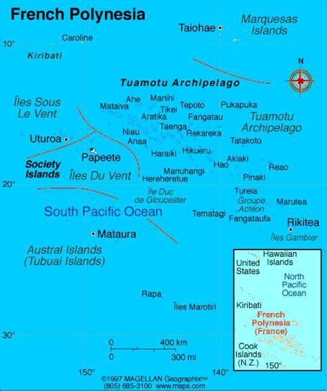 polynesia map map of bora bora polynesia images