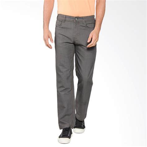 Harga Celana Panjang Pria Merk Cardinal jual cardinal casual cotton celana panjang pria grey