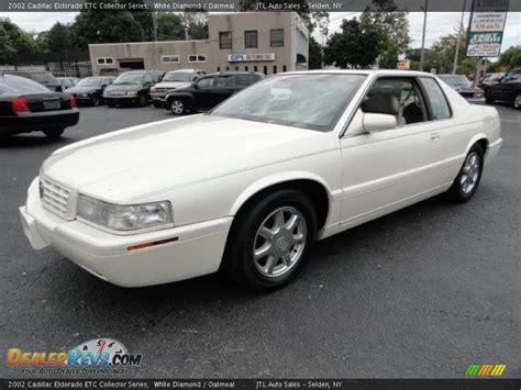 Cadillac Etc by 2002 Cadillac Eldorado Etc Collector Series White