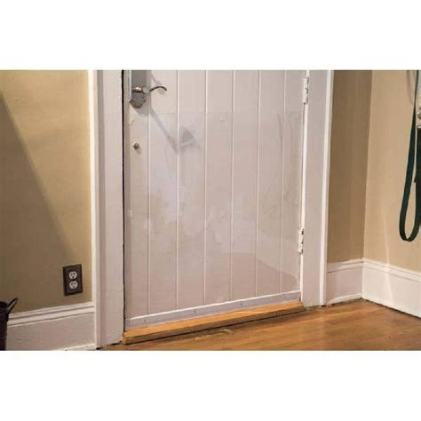 door protector door shield plastic sliding screen door shield quot quot sc quot 1 quot st quot quot the home depot