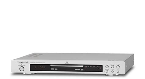 Marantzs Dv7001 Dvd Player Upscales To Hd by Marantz Uk Dv6001