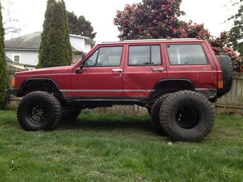 Where Are Jeep Cherokees Built Fs Pacnorwest Built 91 Laredo Jeep