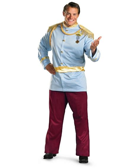 prince charming disney prince costume for men www pixshark com images