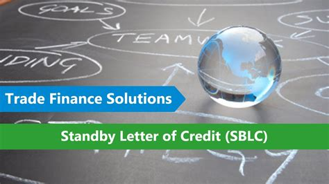 Standby Letter Of Credit Or Bank Guarantee Standby Letter Of Credit Sblc Mt 760 Bronze Wing Trading L L C