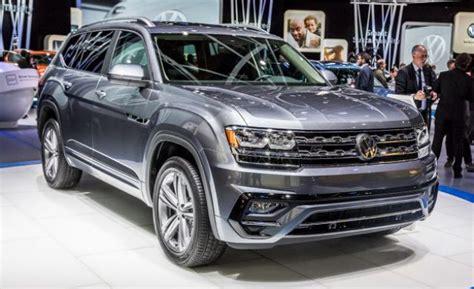 volkswagen atlas release date      suv models