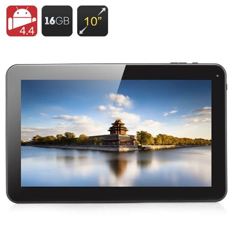 Memory Ram Android 10 1 inch tablet a33 cpu 1gb ram 16gb memory