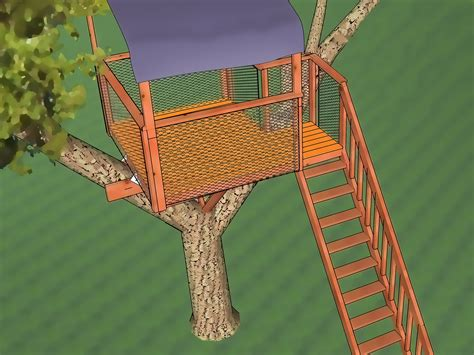 making a house the best way to build a treehouse wikihow