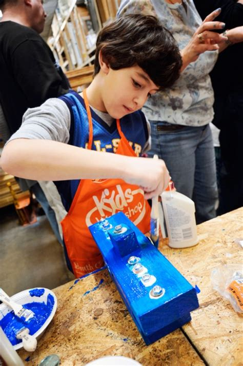 build your own menorah the home depot novi