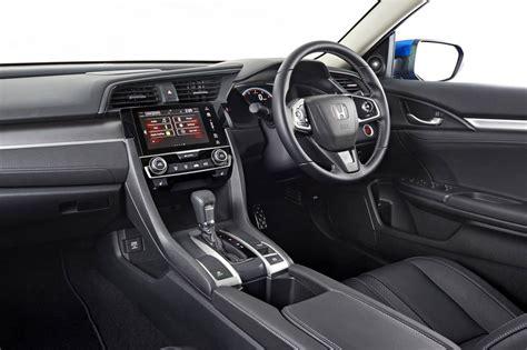white honda civic with black interior 2016 honda civic sedan priced from au 22 390 debuts 1 5
