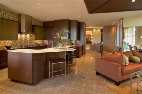 Ranch Floor Plans Open Concept Open Kitchen Dining Room Floor Plans Large And Beautiful