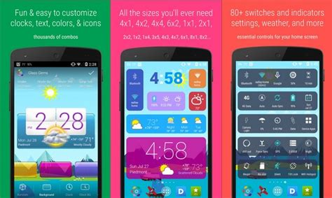 hd widgets for android 17 best android widgets to enhance homescreen