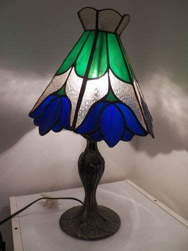 blue stained glass table ls 168 best images about tiffany len tiffany ls on