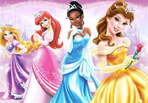 7 Best Disney Princesses by Disney Princesses Metallic Glam By Silentmermaid21 On