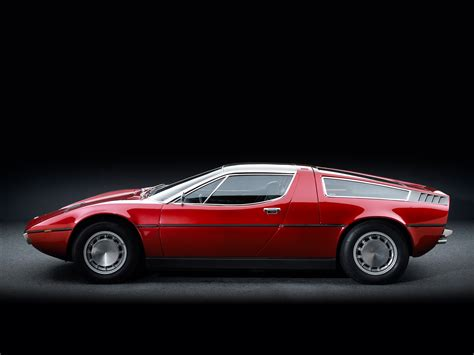 Carsyouveneverheardof The Maserati Bora
