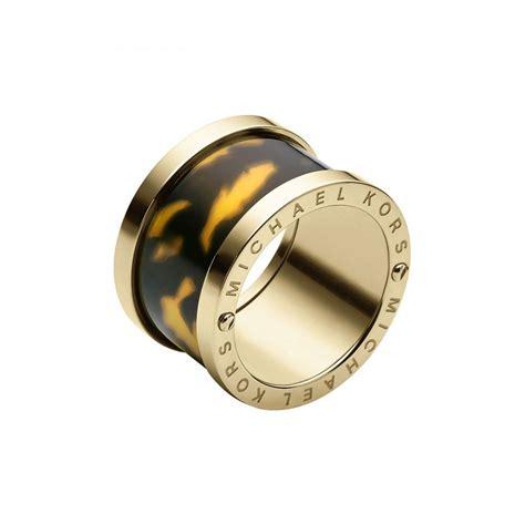 michael kors mkj1610710 barrel ring francis