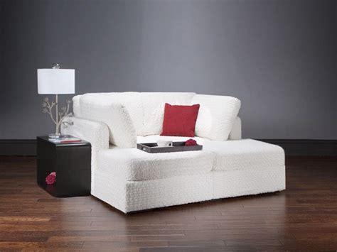 Lovesac Bed Lounger With Eskimo Phur Covers Livingroom Ideas