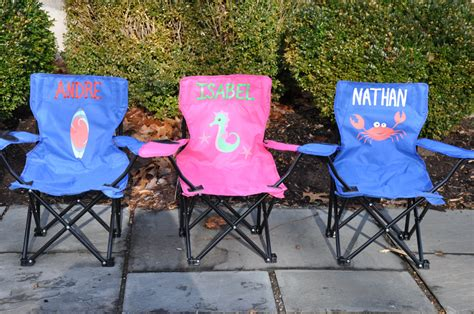 Personalized Chair by Folding Chairs Furniture Ideas