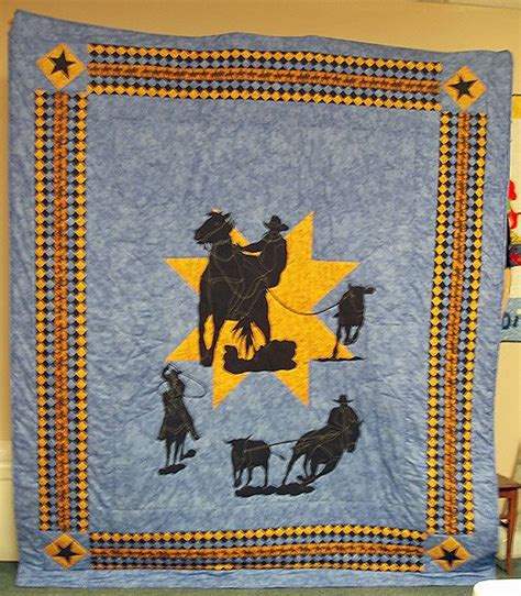 Western Themed Quilt Patterns by 17 Best Images About Western Quilt Ideas On Quilt Cowboys Wreath And Horseshoe Wreath