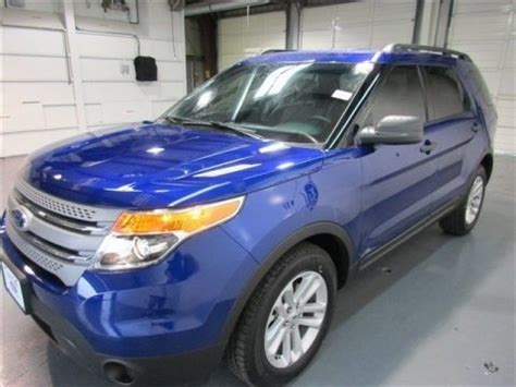 2015 ford explorer specs 2015 ford explorer fwd data info and specs gtcarlot
