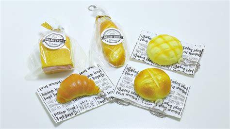 Squishy Bread Bakery mini bread bakery squishy capsule