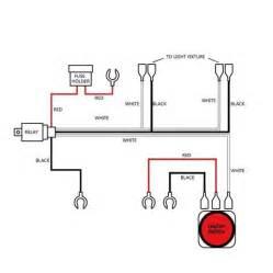 nilight road atv jeep led light bar wiring harness kit 12v 40a relay on o chickadee