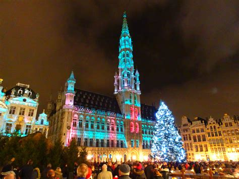 world of lighting ta in the spotlight the christmas market of brussels world