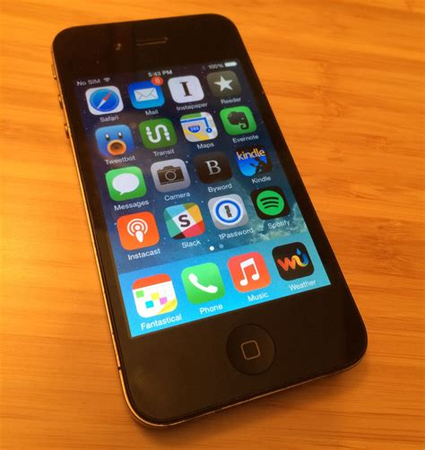 a iphone 4 observations after a week with an iphone 4 rohdesign