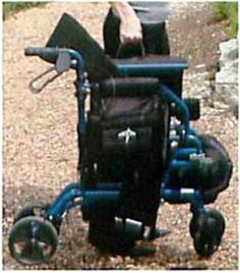 swing button exle medline excel translator rollator and wheelchair combo