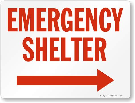 Tenda Emergency Aluminium Emergency Tent Emergency Shelter S Diskon emergency shelter signs and emergency signs sku s 1540